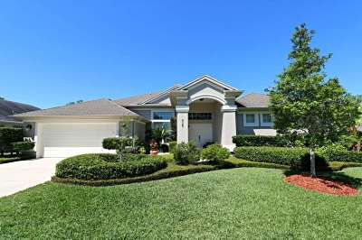 St Augustine FL Single Family Home For Sale: $474,900
