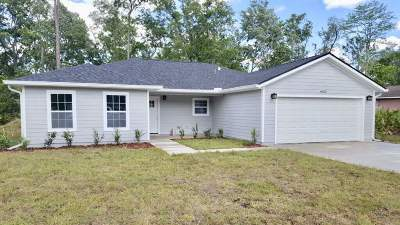 Saint Johns County Single Family Home For Sale: 4020 Red Pine Lane