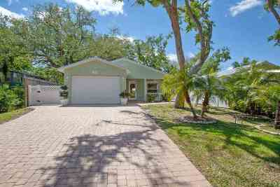Single Family Home For Sale: 411 First Street