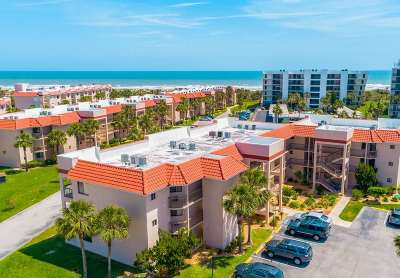 St Augustine Beach FL Condo For Sale: $289,900