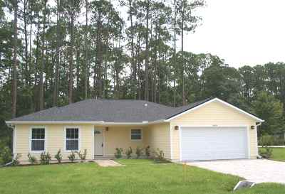 Saint Johns County Single Family Home For Sale: 4044 Red Pine Lane