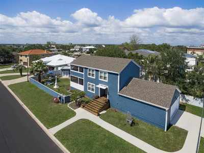 Davis Shores Single Family Home For Sale: S 199 Matanzas Boulevard