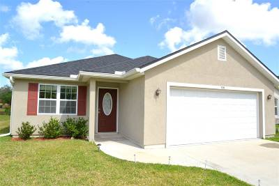 St Augustine Single Family Home For Sale: N 310 Twin Maple Rd