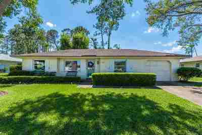 St Augustine Single Family Home For Sale: 997 Espinado Ave.