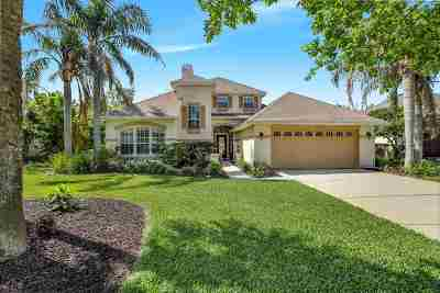 St Augustine Single Family Home For Sale: S 165 Beach Drive