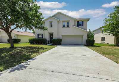 St Augustine Single Family Home For Sale: 379 Bostwick Circle