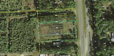 St Augustine FL Residential Lots & Land For Sale: $115,000