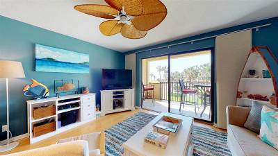 St Augustine Beach FL Townhouse For Sale: $385,000