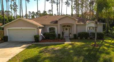Palm Coast Single Family Home For Sale: 38 Botany Lane