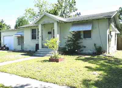 St Augustine FL Single Family Home For Sale: $200,000