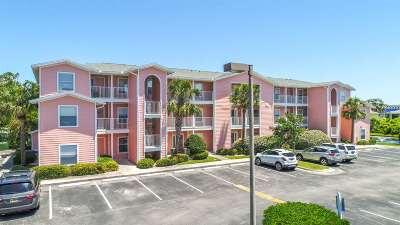 St Augustine Beach Condo For Sale: 210 16th Street #D