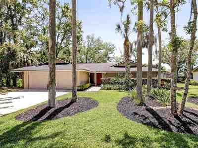 Ponte Vedra Beach Single Family Home Conting_accpt Backups: 100 Nina Ct