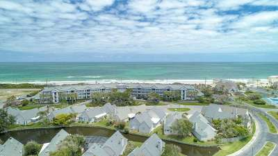Vilano Beach, Villages Of Vilano Condo Contingent: 110 Ocean Hollow Lane #216