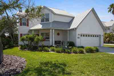 Ponte Vedra Beach Single Family Home For Sale: 256 Gull Circle