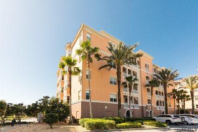 Palm Coast Condo For Sale: 5 Ocean Crest Way #1442