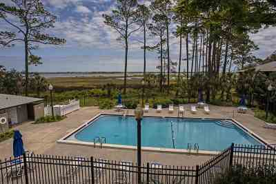 St Augustine FL Condo For Sale: $158,500