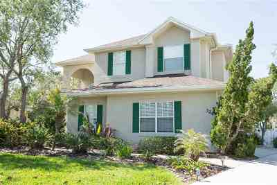 St Augustine Single Family Home For Sale: 324 S Ocean Trace Road