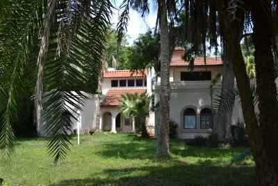 Palm Coast Single Family Home For Sale: 15 Valencia St.
