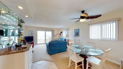 St Augustine Condo For Sale: 4 Ocean Trace Rd #421