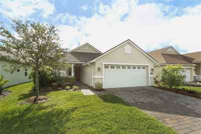 St Augustine Single Family Home For Sale: N 620 Legacy Trail