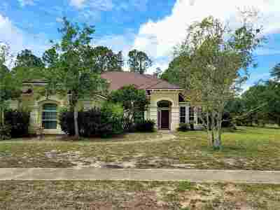 St Augustine FL Single Family Home For Sale: $289,900