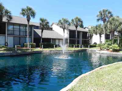 St Augustine FL Condo For Sale: $289,000