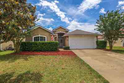 St Augustine Single Family Home For Sale: 901 Oak Arbor Circle