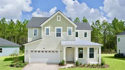St Augustine Single Family Home For Sale: 304 Hutchinson Lane