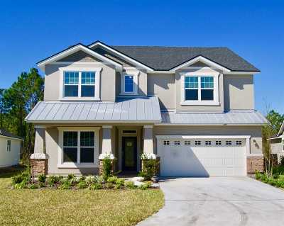St Augustine Single Family Home For Sale: 297 Hutchinson Lane