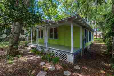 St Augustine Single Family Home For Sale: 18 River Road