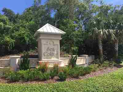 Sea Colony-St Residential Lots & Land For Sale: 908 Ocean Palm Way