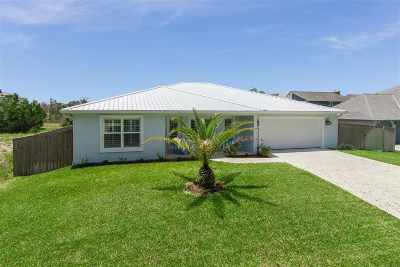 Porpoise Point Single Family Home For Sale: 203 Genoa