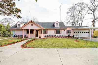 Jacksonville Single Family Home Contingent: 3709 Cedarcrest Drive