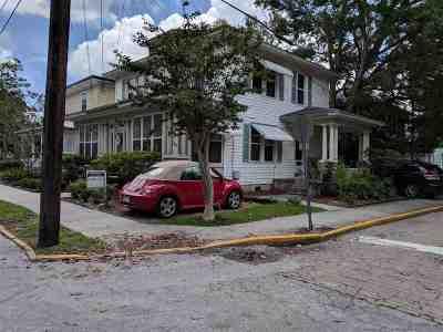 Saint Johns County, Duval County Multi Family Home For Sale: 19 Sevilla Street
