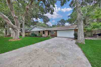 St Augustine Beach Single Family Home For Sale: 687 16th Street