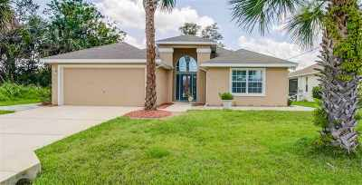 Palm Coast Single Family Home For Sale: 8 College Ct