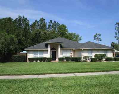 Jacksonville Single Family Home For Sale