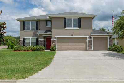 Single Family Home For Sale: 1100 Chokee Place