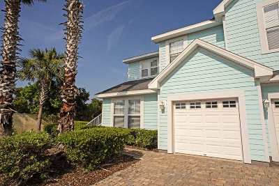 St Augustine FL Condo For Sale: $215,000