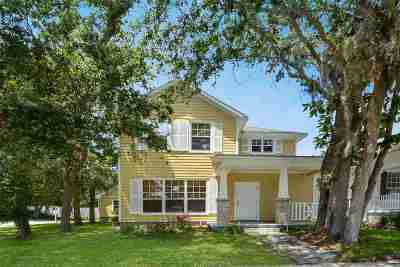 Seagrove Single Family Home For Sale: 996 Saltwater Circle