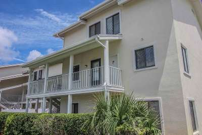 St Augustine Beach Condo For Sale: S 4670 A1a #18C