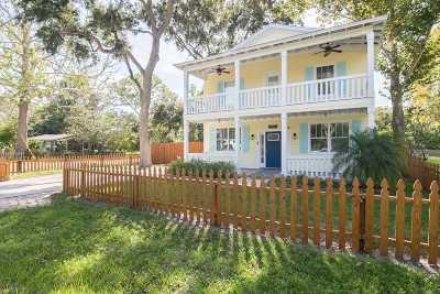Jacksonville Single Family Home For Sale: 2010 Andreu Rd