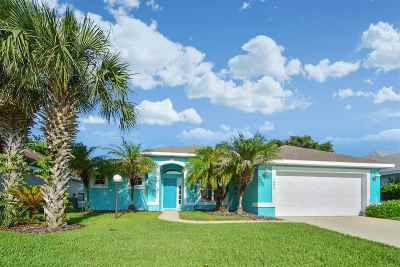 St Augustine FL Single Family Home For Sale: $319,900
