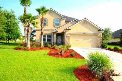 Single Family Home For Sale: 613 Porta Rosa Cir