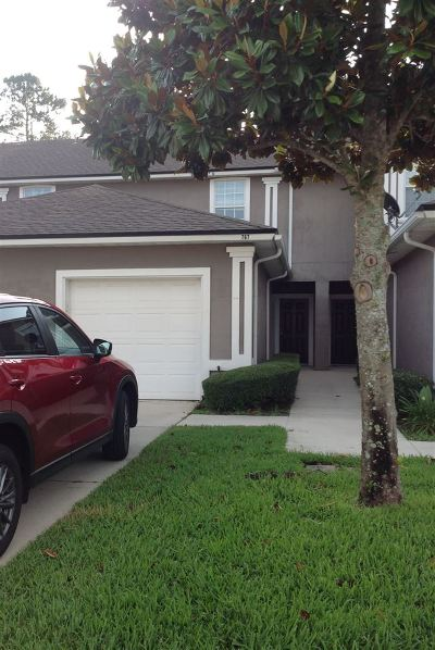 Townhouse Conting_accpt Backups: 767 Scrub Jay Drive