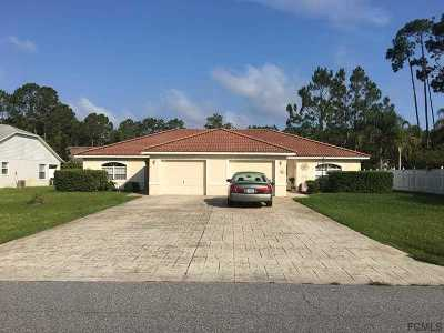 Palm Coast Multi Family Home For Sale: 11 Emmons