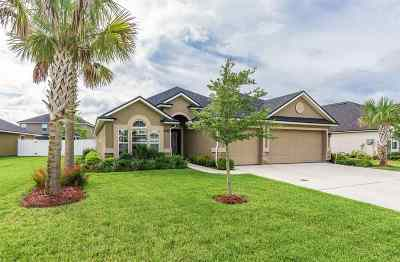 St Augustine FL Single Family Home For Sale: $315,900