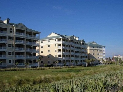 Palm Coast Condo For Sale: 400 Cinnamon Beach Way #345
