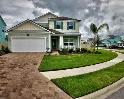 St Augustine Beach Single Family Home For Sale: 281 Ocean Cay Blvd