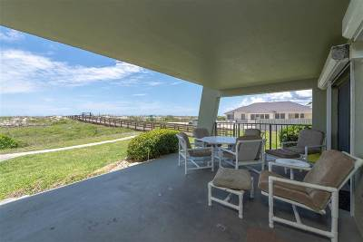 St Augustine Beach Condo For Sale: 620 A1a Beach Blvd #4